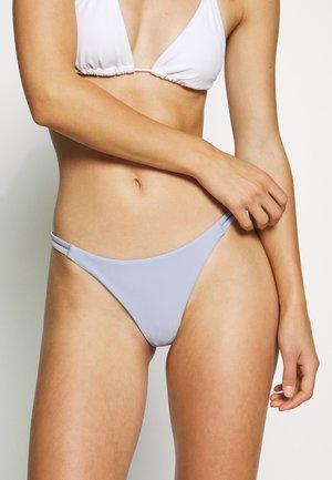 TWOSTRAP PANTY - Bikinibroekje - dusty blue