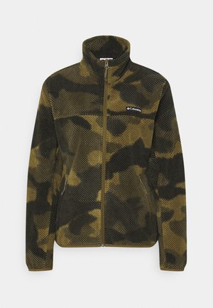 ALI PEAK™ - Fleece jacket - stone green