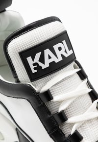 KARL LAGERFELD - LAZARE MID  - Sneakers high - white/black - 2