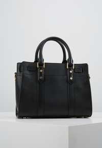 MICHAEL Michael Kors - NOUVEAU HAMILTON SATCHEL - Handbag - black - 2
