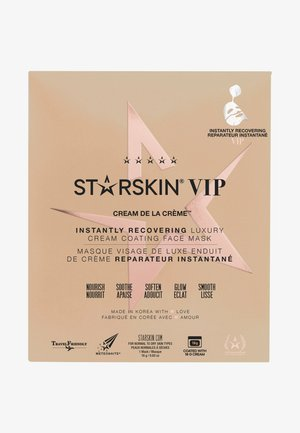 STARSKIN ® VIP CREAM DE LA CRÈME™ INSTANTLY RECOVERING LUXURY CREAM COATED SHEET MASK - Masque visage - -