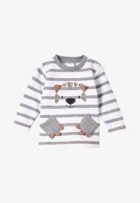 Jacky Baby - WILD JUNGLE - Sweatshirt - graumélange - 3