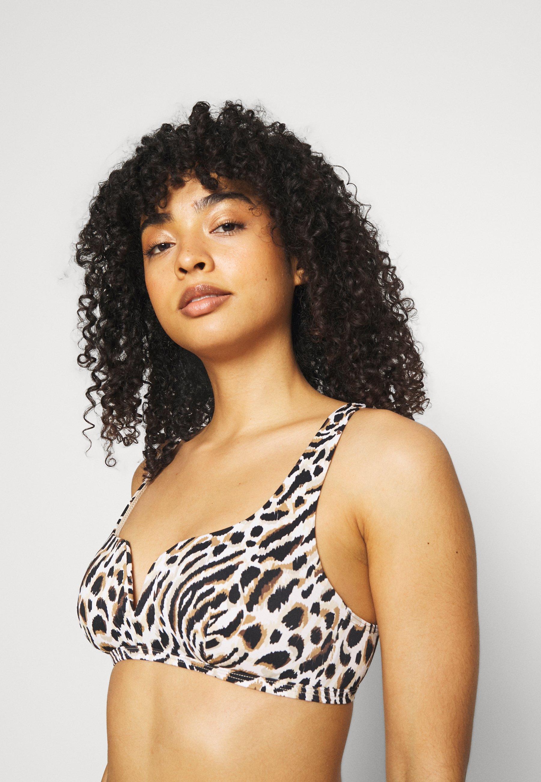 Women PROWESS SQUARE NECK - Bikini top
