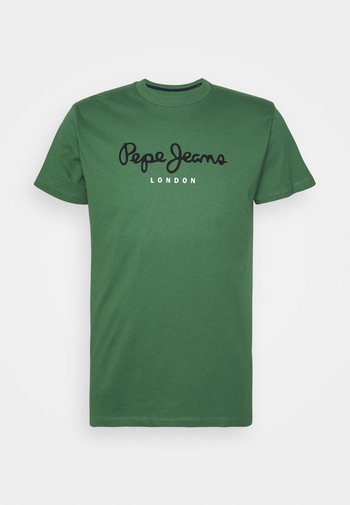 EGGO - T-shirt med print - myrtle green