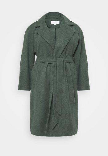 VIBINAS - Classic coat - darkest spruce