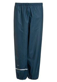 CeLaVi - RAINWEAR SUIT BASIC SET WITH FLEECE LINING - Rain trousers - iceblue - 3