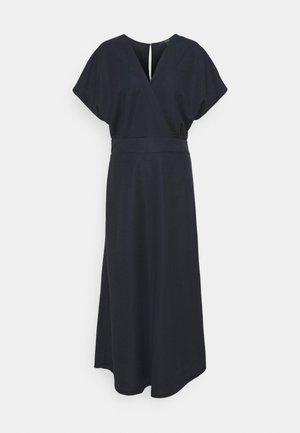 WRAP - Maxi dress - navy