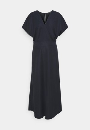 WRAP DRESS - Maxi dress - navy