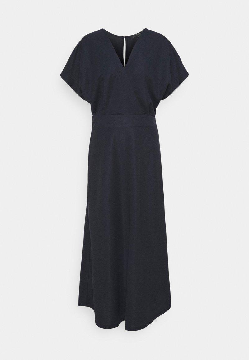 Esprit Collection - WRAP - Maxi dress - navy