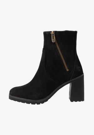 ALLINGTON - Classic ankle boots - black
