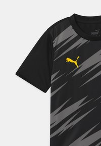 Puma - BVB BORUSSIA DORTMUND STADIUM UNISEX - Club wear - puma black/asphalt - 3
