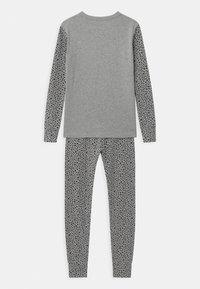 GAP - GIRLS CAT - Pyjama set - light heather grey - 1