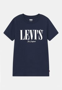 Levi's® - GRAPHIC UNISEX - Print T-shirt - blue - 0
