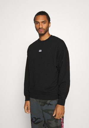 SEOUL - Sweatshirt - black