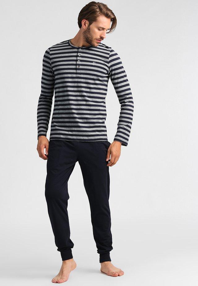 Pyjama - grey-melange