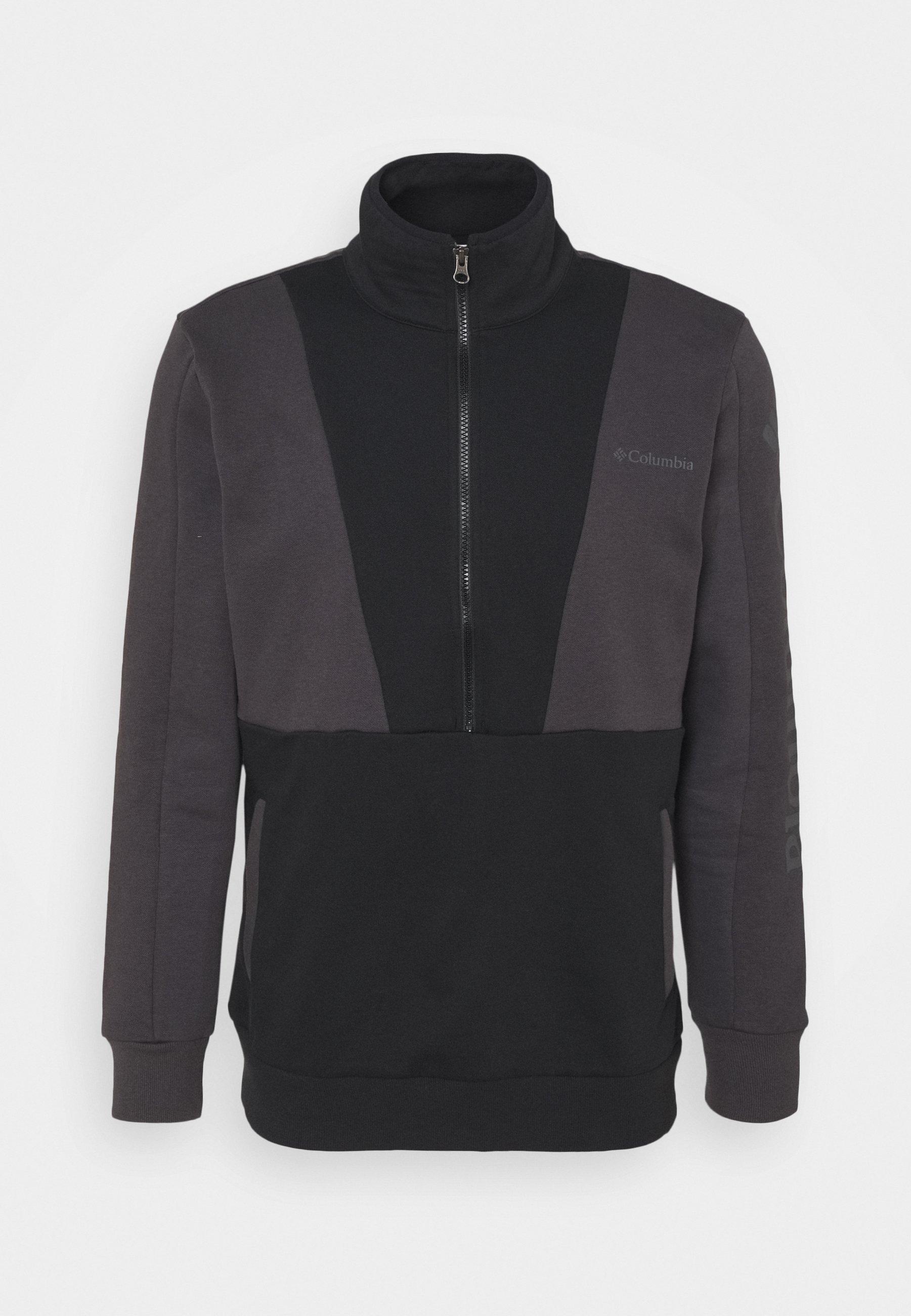 Homme LODGE™ COLORBLOCK HALF ZIP - Sweatshirt
