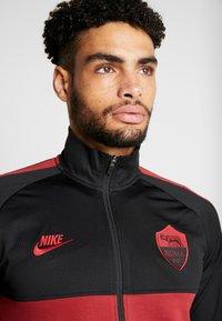 Nike Performance - AS ROM DRY SUIT - Klubbkläder - black/team crimson - 7