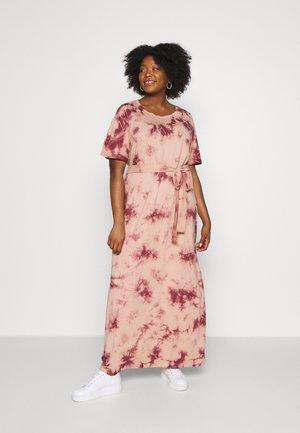 JRMIINA - Maxi dress - mahogany rose