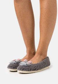 Copenhagen Shoes - CARMEN - Pantoffels - grey - 0