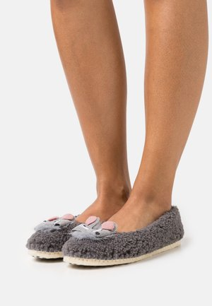 CARMEN - Slippers - grey