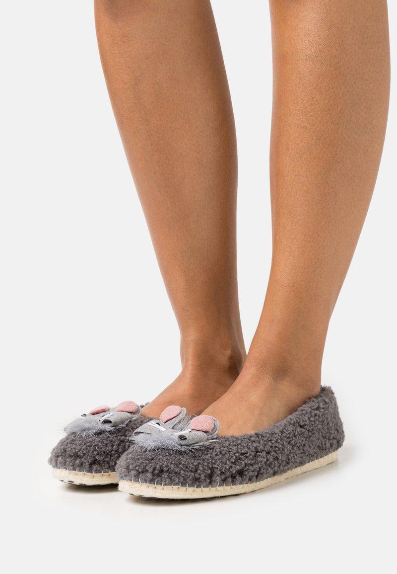 Copenhagen Shoes - CARMEN - Pantoffels - grey