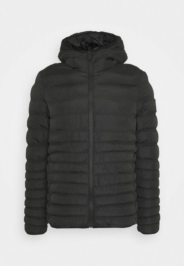 LOFTON PUFFER - Lehká bunda - black