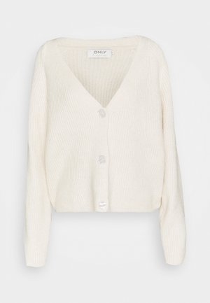 ONLELINOR CARDIGAN - Cardigan - birch