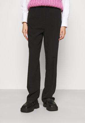 VALLEY BASE PANTS - Trousers - black