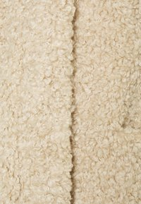Esprit - TEDDY ZIP  - Zimní kabát - cream beige - 2
