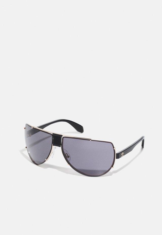 Sunglasses - shiny rosegold-coloured/smoke