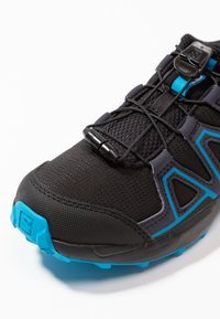 Salomon - SPEEDCROSS - Zapatillas de senderismo - black/graphite/hawaiian - 2