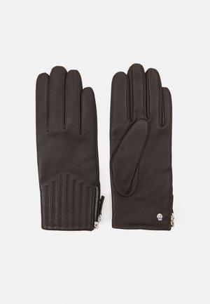 BINZ - Gloves - coffee