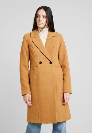 VMCALARAMBLA - Zimní kabát - tobacco brown