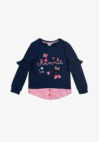 Mickey & Minnie - DISNEY MOUSE  - Sweatshirt - blau - 0