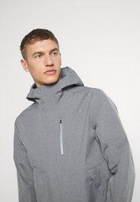 The North Face - M DRYZZLE FUTURELIGHT JACKET - Hardshell jacket - medium grey heather - 4