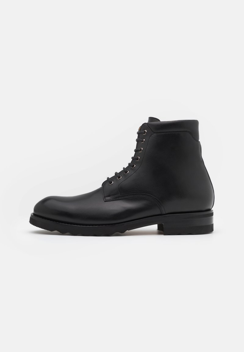 Magnanni - XL DUNA BOLCHESTER - Lace-up ankle boots - black