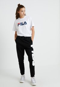 Fila - PURE - Print T-shirt - bright white - 1