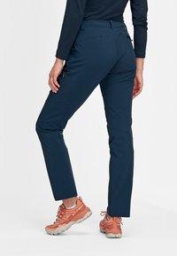 Mammut - RUNBOLD  - Outdoor trousers - marine - 1