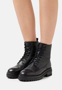 Zign - Winter boots - black - 0