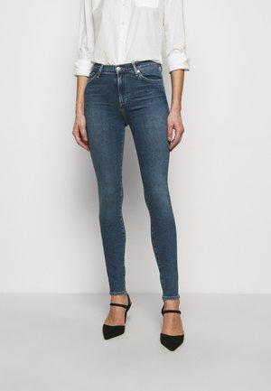 ROCKET - Skinny džíny - blue denim