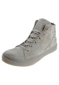 A.S.98 - SAGIT - Sneakers hoog - beige - 1