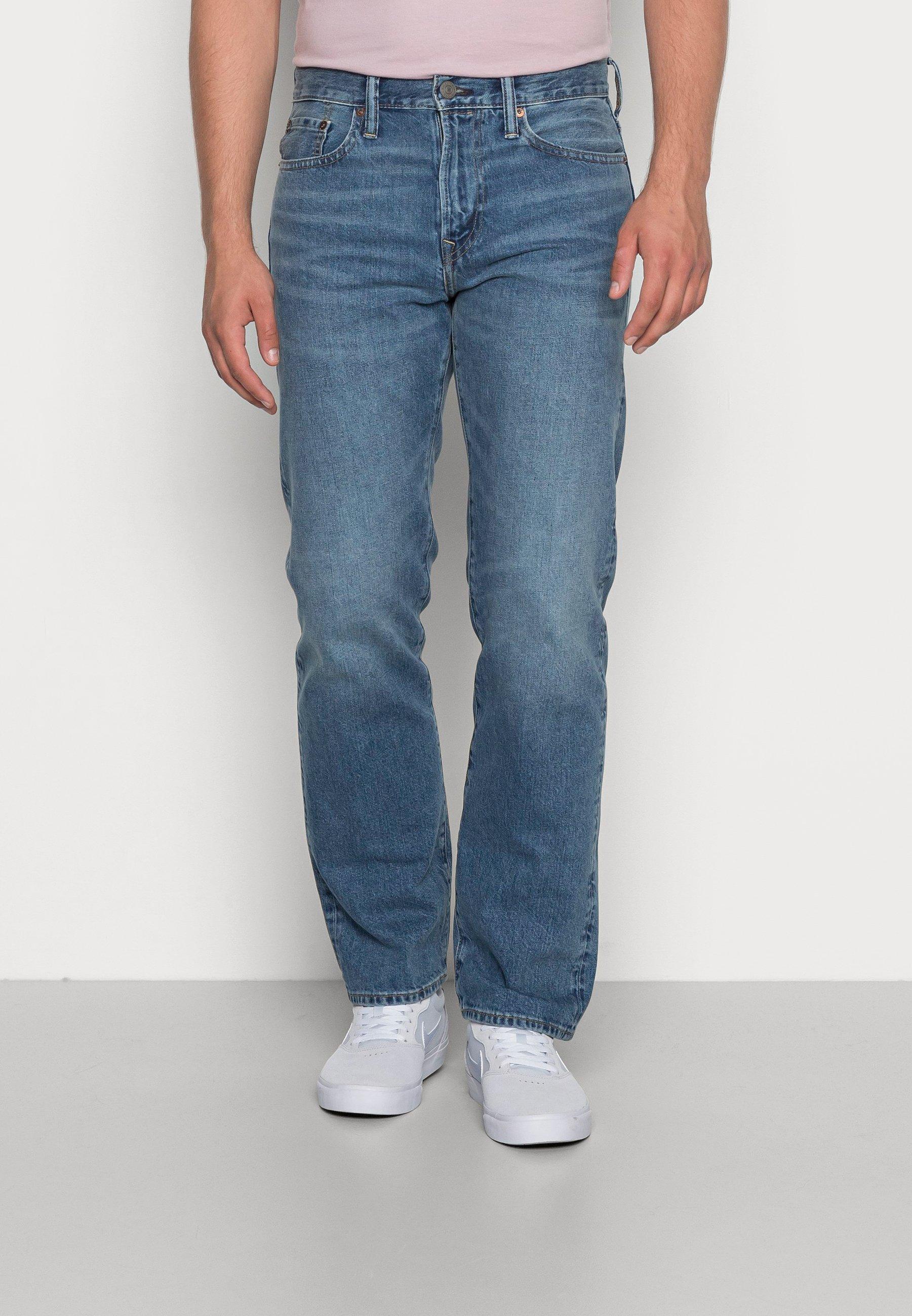 Uomo MEDIUM CLEAN RIGID - Jeans a sigaretta