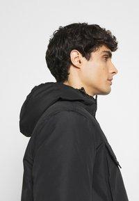 Schott - HARRISS - Winter coat - black - 4