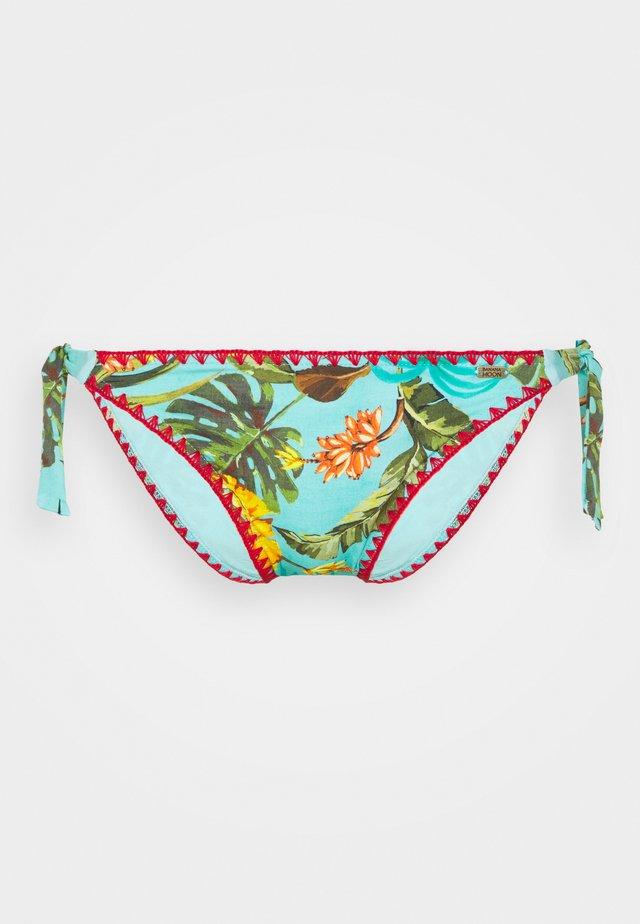 DIMKA BANANAS - Spodní díl bikin - turquoise