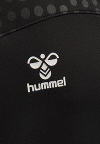 Hummel - POLY  - Zip-up sweatshirt - black - 4