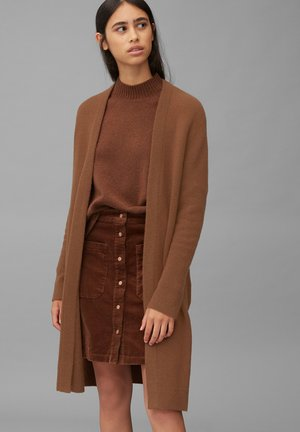 Cardigan - fantastic brown