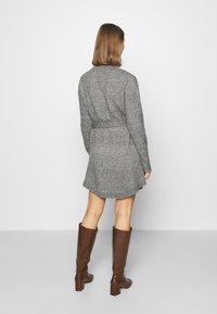 Even&Odd - Abito in maglia - mid grey melange - 2