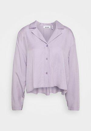 FILIPPA BLOUSE - Skjorte - dusty purple