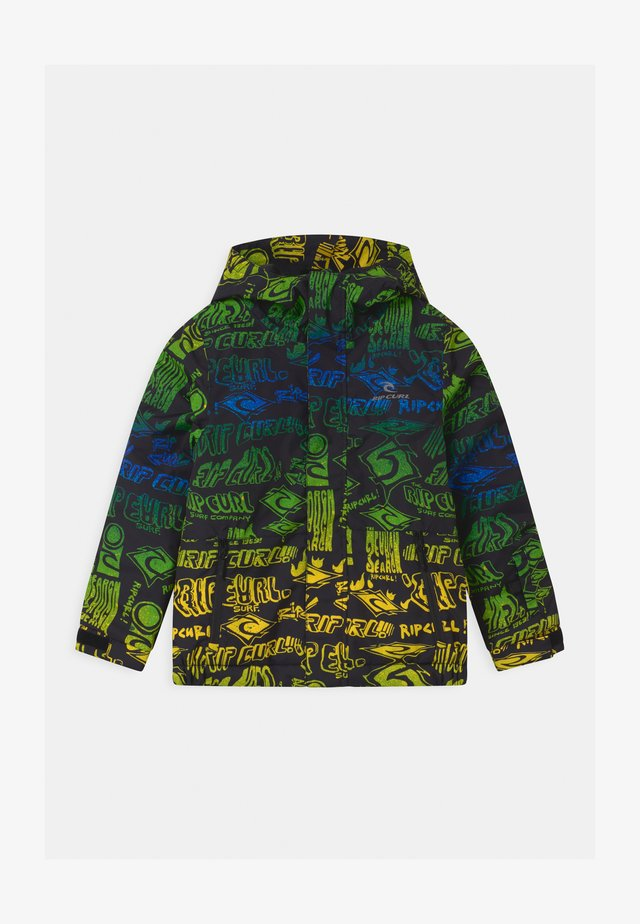 OLLY UNISEX - Snowboard jacket - green