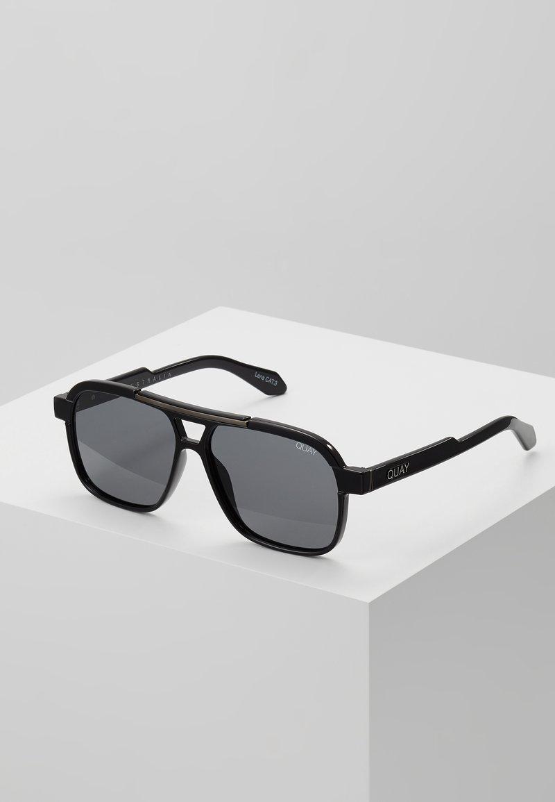QUAY AUSTRALIA - NEMESIS - Sluneční brýle - black